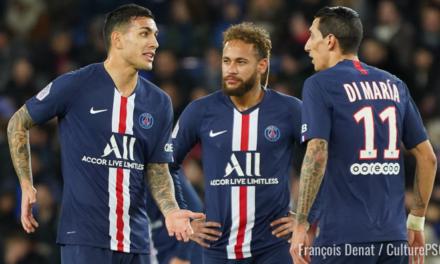 Neymar, Di Maria and Paredes test positive for Coronavirus
