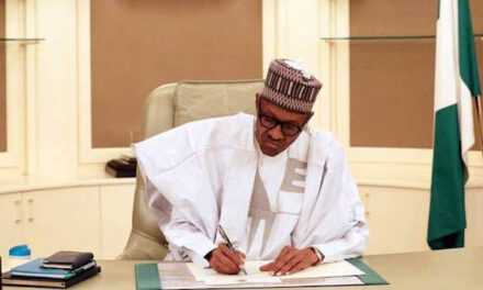 President Buhari approves November 1st as National Youth Day in Nigeria