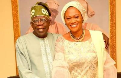 I had trauma of living in exile in US and that led me to Christ – Remi Tinubu