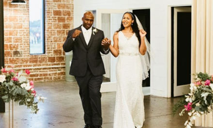 WNBA star, Maya Moore marries man she helped free from wrongful conviction