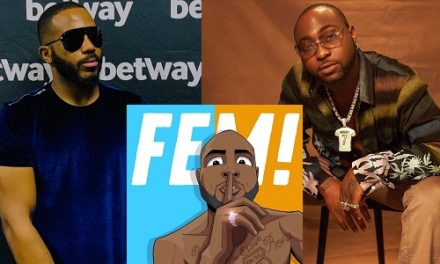 Your latest song is fire – Kiddwaya tells Davido