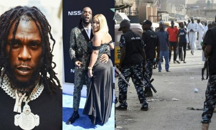 EndSARS: BurnaBoy is doing a lot more than just tweeting — Stefflon Don