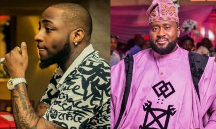 'This tweet underrated' – Davido writes as he shares tweet which said Desmond Elliot is proof that a young person could be President and still fail us