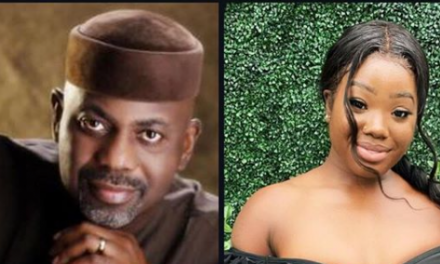 'The difference between your father and politicians you are shaming is your father never see clear road to steal' – daughter of former Governor Liyel Imoke says