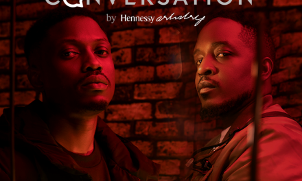 Legendary Rappers, Vector and MI Abaga have face-to-face conversation on part three of Hennessy Nigeria's 'The Conversation'