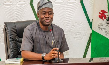 """#EndSARS: """"I have initiated Operation Burst to protect protesters"""" – Seyi Makinde"""