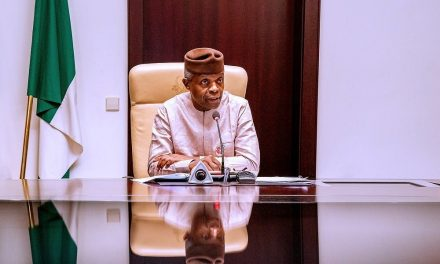 """""""Dear Nigerians, i know many of you are angry… we are sorry"""" – Vice President, Yemi Osibanjo"""