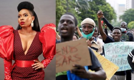 Nigeria is falling to pieces and the leaders are not taking notice of that fact – Yemi Alade