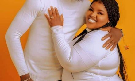 """""""It won't have been possible without God"""" – Plus size lady says as she shares beautiful pre-wedding photos"""