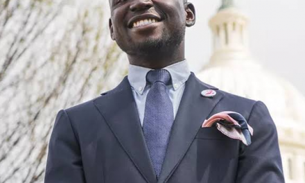 31-year-old Nigerian, Adeoye Owolewa has been elected to the United States Congress making him the first Nigerian to get there