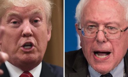 Bernie Sanders last month predicted that Trump would claim he had won the US election even as votes are being counted
