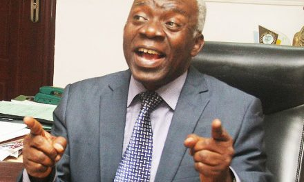 Mr. Joseph Nwaegbu and their shadowy minders and paymasters obviously think that the ICC is a forum for frivolities – Femi Falana reacts to lawsuit against him