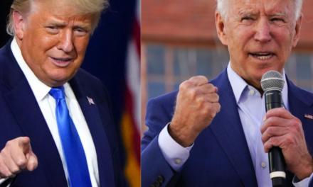 Joe Biden surpasses Hillary Clinton's 2016 popular vote total as Trump also surpasses his 2016 vote tally