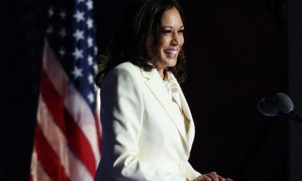 US Vice President-Elect, Kamala Harris, made an inspiring speech after winning the election