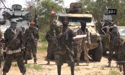Nigeria ranked 3rd most terrorized country in the world