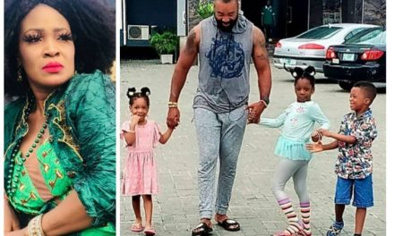 Prince Eke slams IG user who asked him to go and settle with his ex-wife, Muma Gee