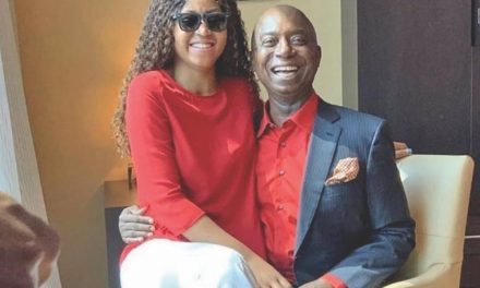Regina Daniels twerks for her husband Ned Nwoko as they hit the club