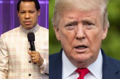 'They hate Trump because he supports Christians'- Pastor Chris Oyakhilome says