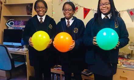 Tony Elumelu celebrates his triplet daughters as they turn 14