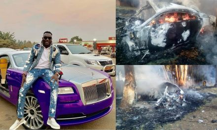 Zimbabwean socialite Genuis 'Ginimbi' Kadungure dies in fatal Rolls Royce crash
