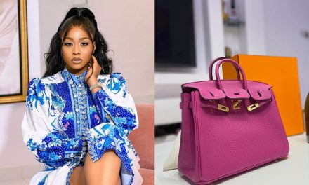 Leave people and their money alone – Toke Makinwa supports Lilian Afegbai $22,000 handbag purchase