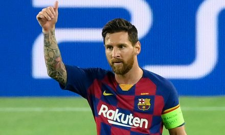 Lionel Messi to sign new Barcelona contract till 2023
